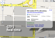 Google GTFS-real-time
